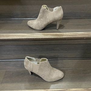 Nine West Heeled Ankle Women's Boots Size 6 1/2